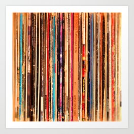Vinyl Kunstdrucke