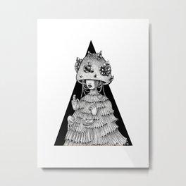 KINOKO Metal Print