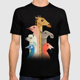 Long necks T-shirt
