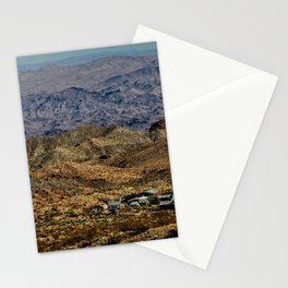 Techatticup Mine From Afar Stationery Cards