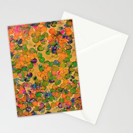 Lily Pad Tie Stationery Cards
