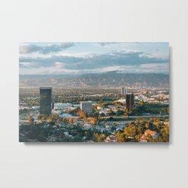 Universal City Overlook 02 Metal Print