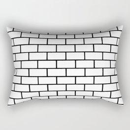 The Wall  Rectangular Pillow