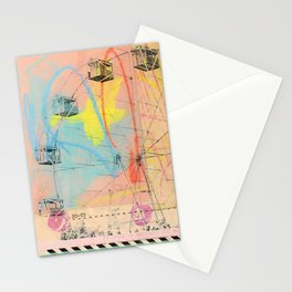 """Whirls"" Stationery Cards"