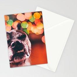 Entei Bokeh Stationery Cards