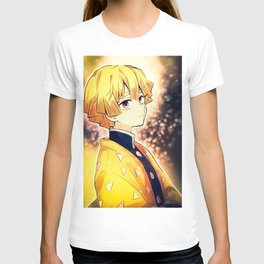DemonSlayer Zenitsu Agatsuma T-shirt