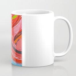 IBIZA - colorful abstract painting Coffee Mug