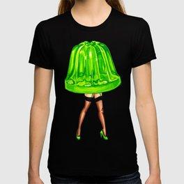 Green Jello Pin-Up T-shirt