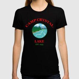 Camp Crystal Lake - Friday The 13th T-shirt