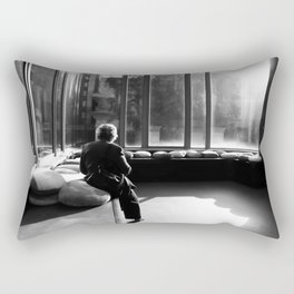 Afternoons Rectangular Pillow