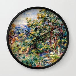Pierre-Auguste Renoir - Le Beal - Digital Remastered Edition Wall Clock