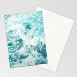 Ocean Sea Waves Stationery Cards