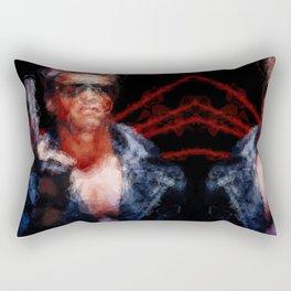 The Terminator Rectangular Pillow