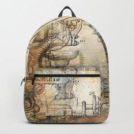 Steampunk Artist Backpack