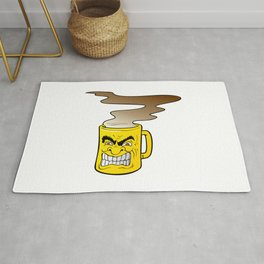 Fierce Coffee Rug