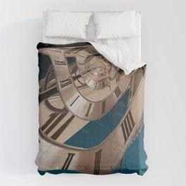 Time Warp 1 Comforters