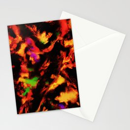 Blistering Stationery Cards