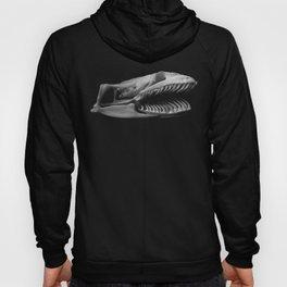 The Giant Anaconda Skull Hoody