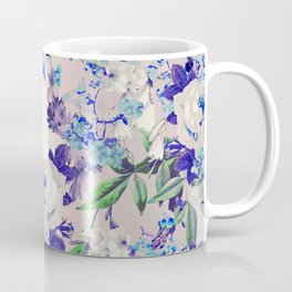 Floral Mingle Coffee Mug
