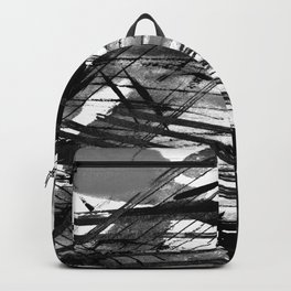 Abstract Joy 3I by Kathy Morton Stanion Backpack