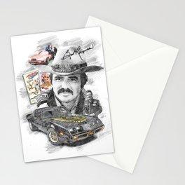Burt Reynolds Stationery Cards