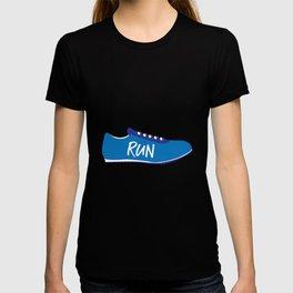 Running Shoes T-shirt
