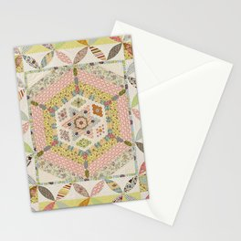Norfolk Island Quilt Stationery Cards