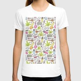 Weed Mania T-shirt