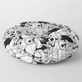 Flos Mortis Floor Pillow