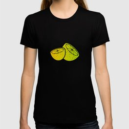 Tropical citron fruit T-shirt