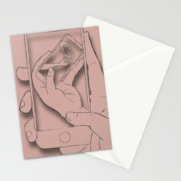 iFail Rose Gold full (Picture This!) Stationery Cards
