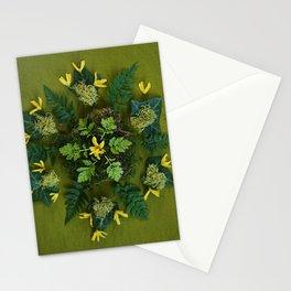 March Mandala II Stationery Cards