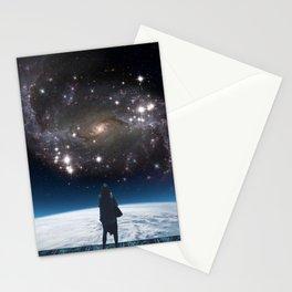 SKY GAZING I Stationery Cards