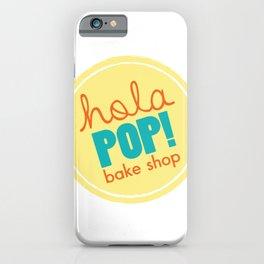 Hola POP! Bake Shop iPhone Case