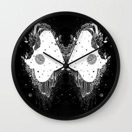 Through universe eyes Wall Clock