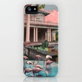 PINK HOUSE BLACK MARKET iPhone Case