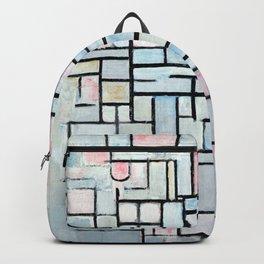 Piet Mondriaan Composition No. IV Backpack