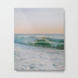 Summer Sunset III Metal Print