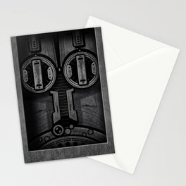 D1 Industrial Stationery Cards