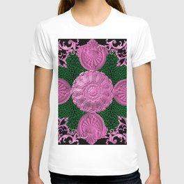 Preppy Baroque T-shirt