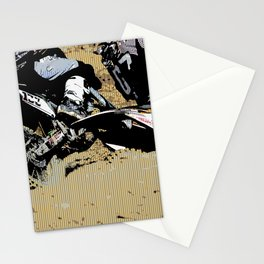 Inside Move - Motocross Racers Stationery Cards