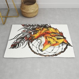 Dream And Fox Rug