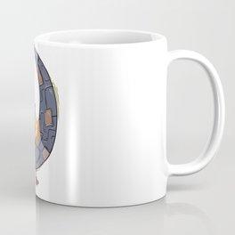 Moon Welding Coffee Mug