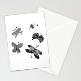 Flutter by Messages Stationery Cards