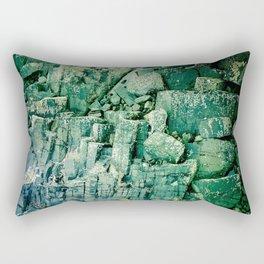 On The Rocks Rectangular Pillow