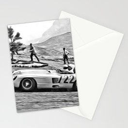 Mille Miglia 300 SL 722 Stationery Cards