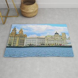 Liverpool Water Front Rug