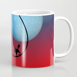 mooncats are alive -1- Coffee Mug