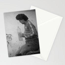 Maradona - Napoli - Italia Stationery Cards