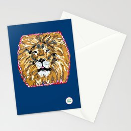 SINBAD THE LION Stationery Cards